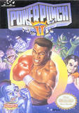 Power Punch II -- Box Only (Nintendo Entertainment System)